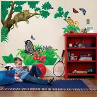 kinderkamer jungle