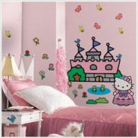 kinderkamer Hello Kitty