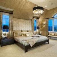 gouden slaapkamer inrichten